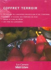Coffret midi libre terroir - Intérieur - Format classique