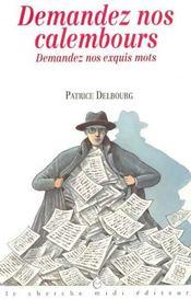 Le Petit Livre Des Exquis Mots - Intérieur - Format classique