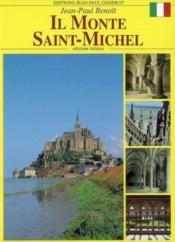 Il Monte Saint Michel Ita - Couverture - Format classique