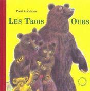 Trois Ours (Les) - Intérieur - Format classique