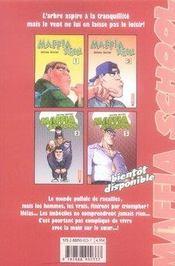 Maffia school t.4 - 4ème de couverture - Format classique
