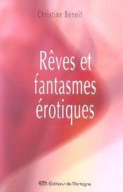 Rêves et fantasmes érotiques - Intérieur - Format classique
