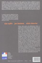 Formules N.7 ; Texte/image - 4ème de couverture - Format classique