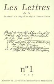 Revue les lettres de la spf n 1 1996 - les ideaux et la psychanalyse - Couverture - Format classique