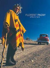 Florent Pagny ; ailleurs land - Couverture - Format classique