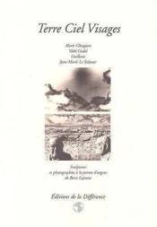 Terre Ciel Visages - Couverture - Format classique