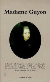 Madame Guyon - Couverture - Format classique