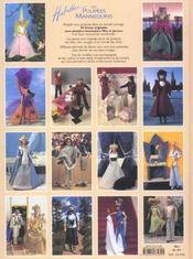 Habillez vos poupées mannequins t.3 - 4ème de couverture - Format classique