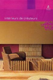 Intérieurs de créateurs - Intérieur - Format classique