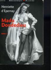 Mado Dondedieu T1 - Couverture - Format classique