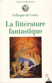 La litterature fantastique - Couverture - Format classique