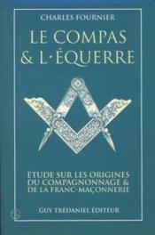 Compas Et L'Equerre (Le) - Couverture - Format classique