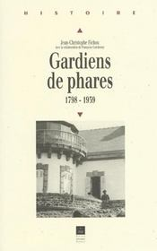 Gardiens De Phares - Intérieur - Format classique