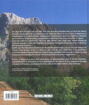 Portraits d'aix-en-provence - 4ème de couverture - Format classique