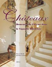 Châteaux, demeures de charme dans le vignoble bordelais - Intérieur - Format classique