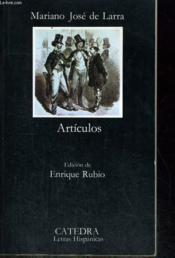 Articulos - Couverture - Format classique