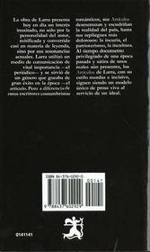 Articulos - 4ème de couverture - Format classique