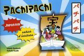 Pachi pachi, cahier d'écriture kanji - Intérieur - Format classique
