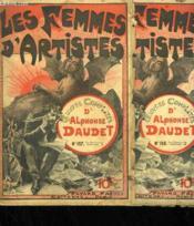 Lot De 2 Fascicules. Les Femmes D'Artistes. Oeuvres Completes D'Alphonse Daudet. N° 157 Au N° 158. - Couverture - Format classique