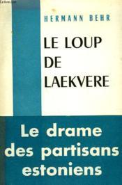 Le Loup De Laekvere. - Couverture - Format classique