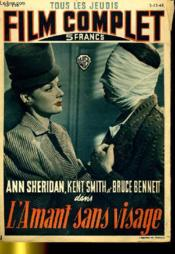 Tous Les Jeudis Film Complet N° 130 - L'Amant Sans Visage - Couverture - Format classique