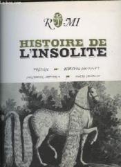 Histoire De L'Insolite - Couverture - Format classique