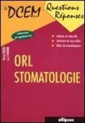 Orl Stomatologie Nouveau Programme - Intérieur - Format classique