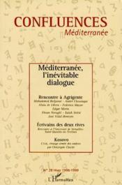 Méditerranée, l'inévitable dialogue - Couverture - Format classique
