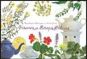 Tisanes et sirops délices - Intérieur - Format classique