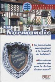 Balades Insolites En Normandie - Couverture - Format classique
