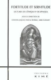 Fortitude et servitude - Intérieur - Format classique