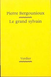 Le grand Sylvain - Intérieur - Format classique