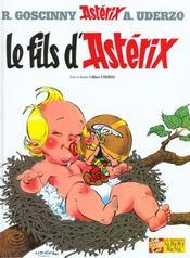 Astérix t.27 ; le fils d'Astérix - Intérieur - Format classique