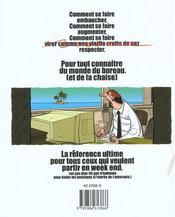 Le Monde Du Bureau - 4ème de couverture - Format classique
