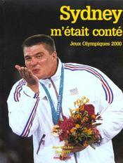 Sydney M'Etait Conte ; Jeux Olympiques 2000 - Intérieur - Format classique