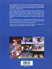 Sydney M'Etait Conte ; Jeux Olympiques 2000 - 4ème de couverture - Format classique