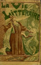 Jeannot. La Vie Litteraire. - Couverture - Format classique