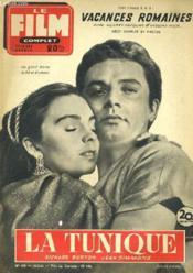 Film Complet N° 478 - La Tunique - Couverture - Format classique