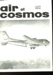 Air Et Cosmos - Couverture - Format classique