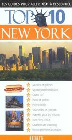 Vente livre :  Top 10 ; New York  - Collectif