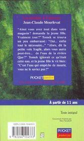 La Riviere A L'Envers - 4ème de couverture - Format classique