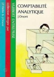 Vente livre :  Compta. Analytique  - Jacques Orsoni
