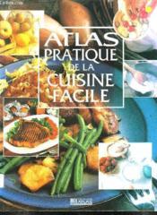 Atlas Pratique De La Cuisine - Couverture - Format classique