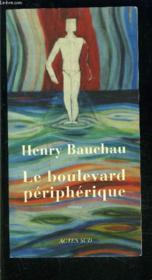 Le Boulevard Peripherique - Couverture - Format classique