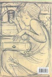 Pierre Bonnard. Carnets De Dessins - 4ème de couverture - Format classique