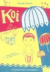 Koi - Couverture - Format classique