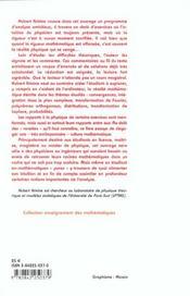 Exercices de mathematiques pour physiciens ; commentes et corriges - 4ème de couverture - Format classique