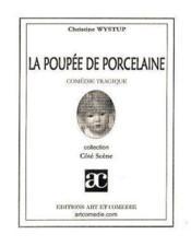La poupee de porcelaine - Couverture - Format classique