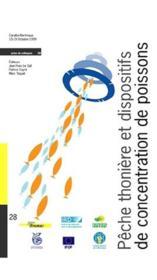 Peche Thoniere Et Dispositifs De Concentration De Poissons No28 - Couverture - Format classique
