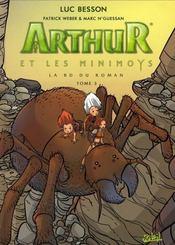 Arthur et les minimoys t.3 - Intérieur - Format classique